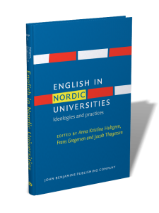 Thøgersen_English in Nordic Universities