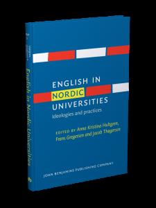 Thøgersen_English in Nordic Universities